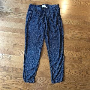 Anthropologie Lilka Track Pants small